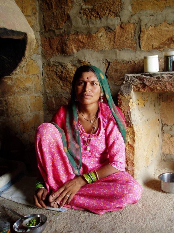 Jaisalmer Cuisinière
