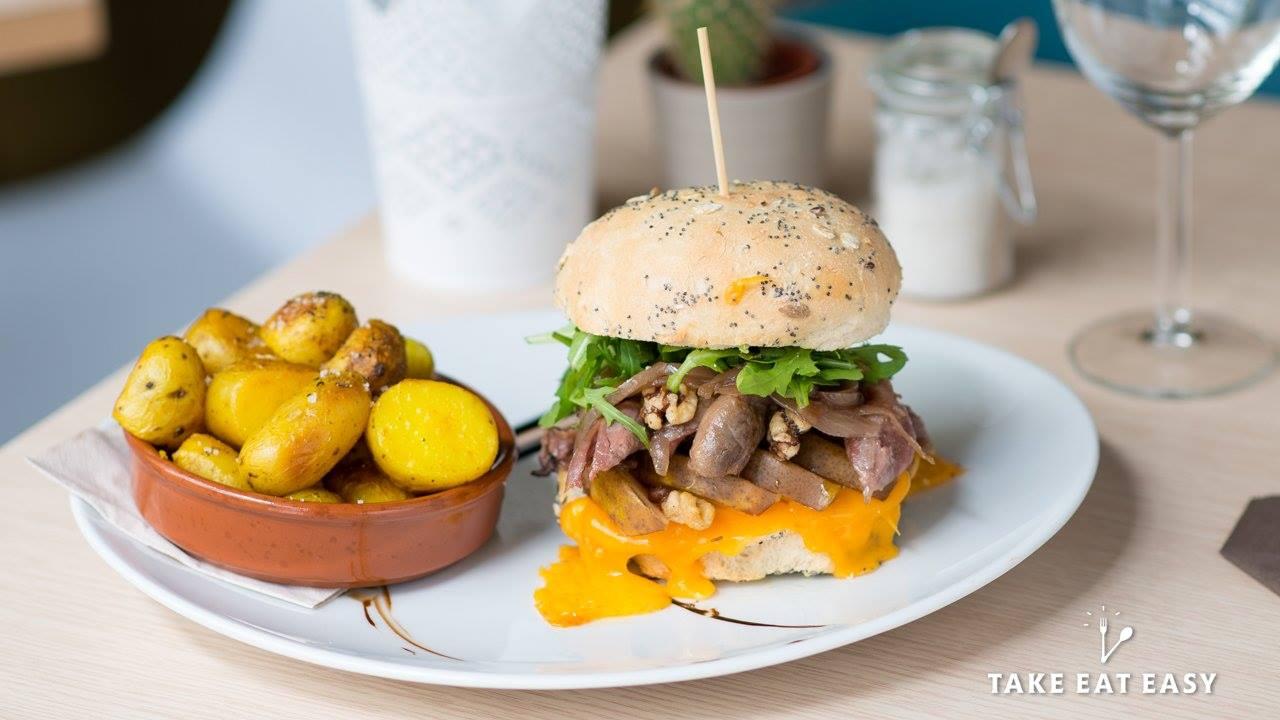 Burger Sainbioz