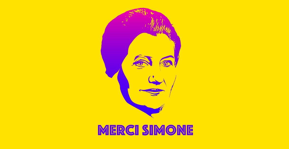 Merci Simone Veil