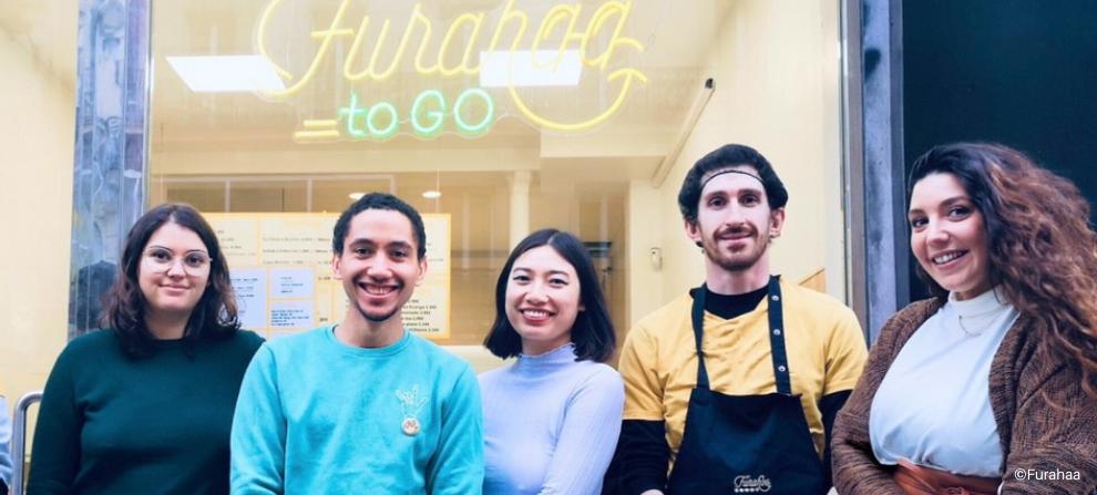 Cette entreprise a créé un tout nouveau fast-food 100% vegan tenu par des personnes  sourdes - One Heart